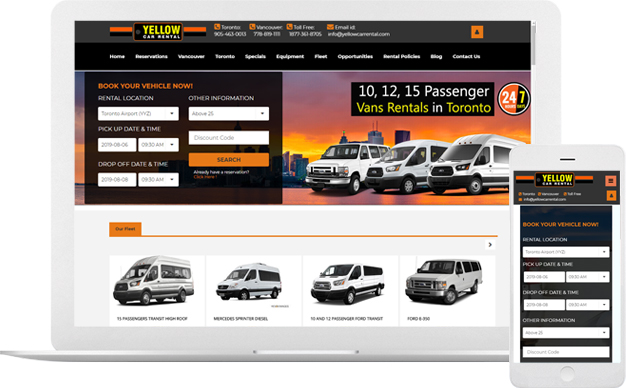 yellowcarrental-designed-by-soltions-tree